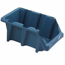 Imagem - Gaveta Plástica Prática Empilhável Nº 7 Azul - Presto - 9413