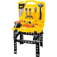 Imagem - Bancada de Brinquedo com Ferramentas, 73 peças, 8099000073 - Vonder - 8099000073