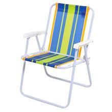 Imagem - Cadeira De Praia / Piscina Alta De Aço - 5387