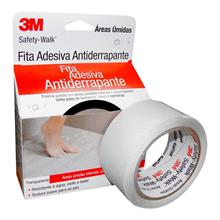 Imagem - Fita Antiderrapante 50mm x 5m Safety Walk para Banheiro - 3M - 10671