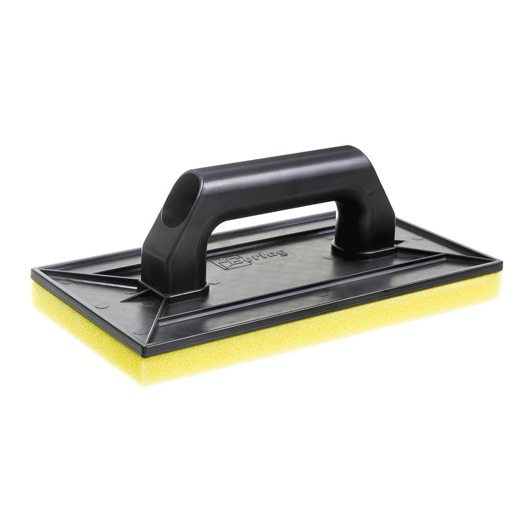 Imagem - Desempenadeira Plástica 14 x 27 cm com Espuma Cortag - 10432