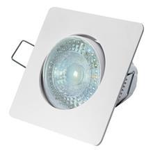Imagem - Spot Embutir LED SP 25 Quadrado 5W 6500K Taschibra - 9306-1