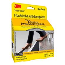 Imagem - Fita Antiderrapante Safety Walk 3M Transparente 50mm x 5m - 10672