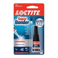 Imagem - Cola instantânea 5g Super Bonder Loctite - 9165