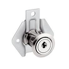 Imagem - Fechadura 301 Externa Niquelado CCSD para Móveis Stam - 6533