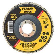 Disco Flap Cônico 4.1/2