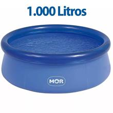 Imagem - Piscina Redonda 1.000 Litros Inflável Splash Fun - 7344