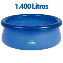 Imagem - Piscina Redonda 1.400 Litros Inflavel Splash Fun - 5892
