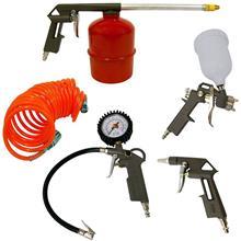 Imagem - Pistola Pintura Kit Com 5 Peças Para Compressor Intech Machine - 9618