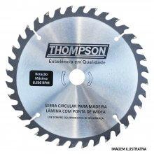 Imagem - Lâmina de Serra Circular 12 Pol. 36d x 300mm x 30mm - Thompson  - 9728