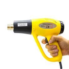 Imagem - Soprador Térmico 1600W com Regulagem de Temperatura V8 BRASIL - 10861-10860