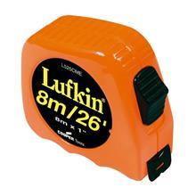 Imagem - Trena de Aço 8m x 25mm com Trava Lufkin - 7256