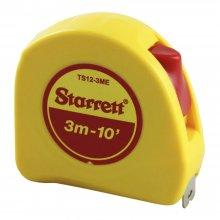 Imagem - Trena Starrett 3m / 10 Pol. (mm/pol.)  - 8404