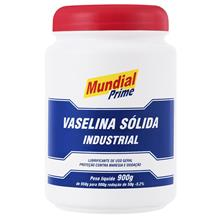 Imagem - Vaselina Solida Industrial 900 Gramas - Mundial Prime - 4220