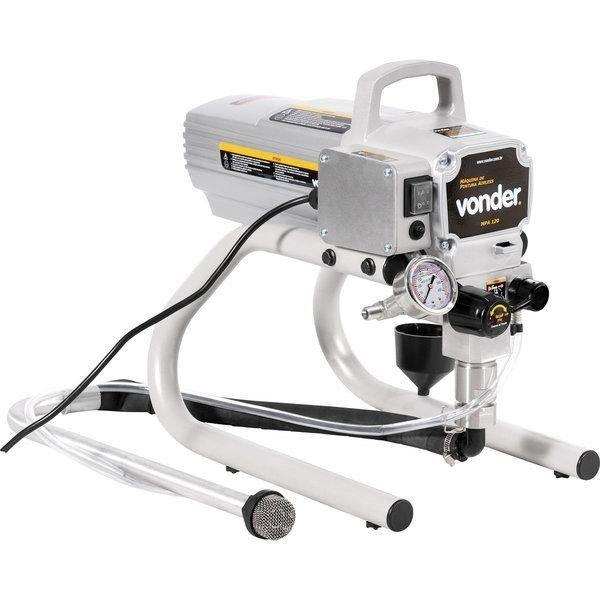 Maquina de Pintura Airless MPA 120 1,2Hp 220V - Vonder 3