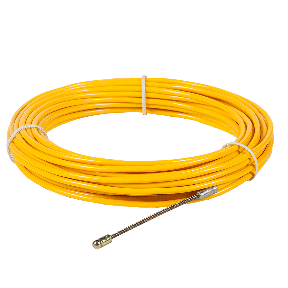 Passador de fios alma de aço 20 m - 200 mm Cortag