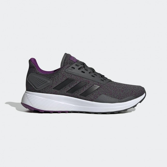 Tênis Feminino Adidas Duramo Roxo/Cinza/Branco