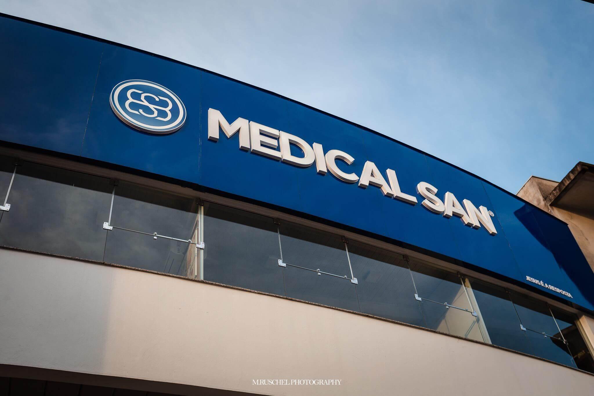Medical San: 25 anos de história de sucesso