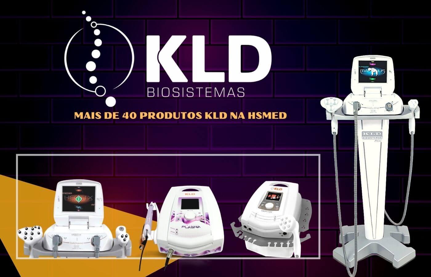 KLD Biosistemas – Conheça Sua História e Principais Aparelhos