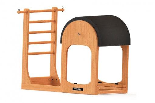 Aparelho De Pilates Ladder Barrel - Metalife