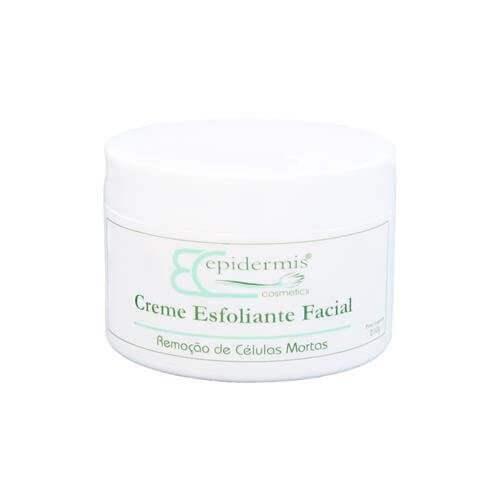 Creme Esfoliante Facial 250G -  Epidermis