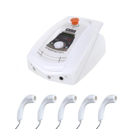 Endophoton Esthetic Multi Laser e Led com 5 aplicadores - KLD