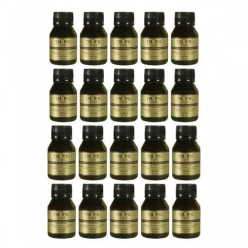Kit 20 Unidades Solução Autobronzeante Tropic Tan – 60 ml