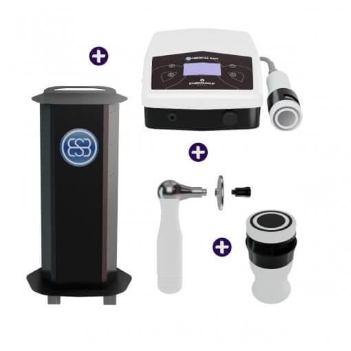 Kit Ethernia Cold Smart - Medical San - Criofrequência para Estética Completo