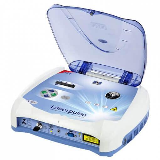 Laserpulse - IBRAMED - Aparelho de laser e laseracupuntura