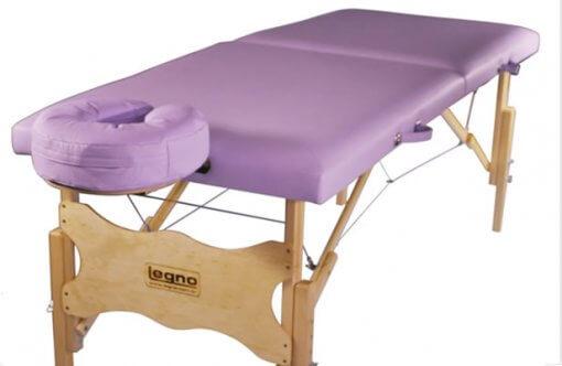 Maca Portátil para Massagem Antares - Legno