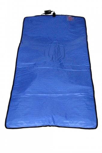 Manta Térmica Corpo Inteiro Standard Termotek 190 x 180 cm - Azul – Estek