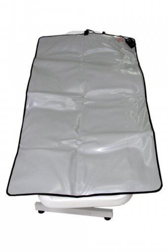 Manta Térmica Corporal Luxo Termotek 90 x 180 cm - Prata – Estek