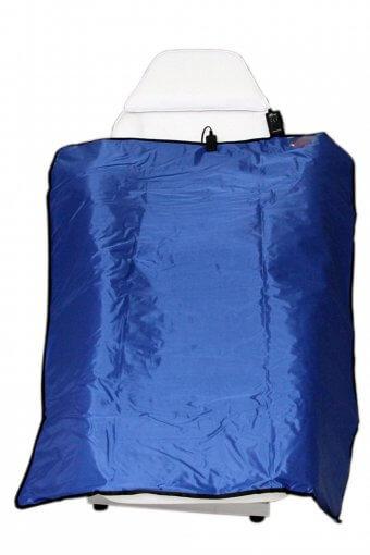 Manta Térmica Standard Termotek 115 x 145 cm - Azul – Estek