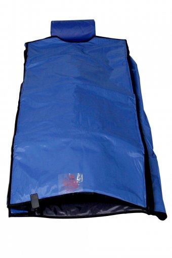 Manta Térmica Termotek Corporal Mini Dome - Azul – Estek