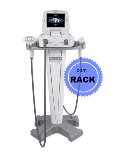Manthus Start KLD com Rack - Aparelho de Ultrassom de Alta Potência e terapias combinadas
