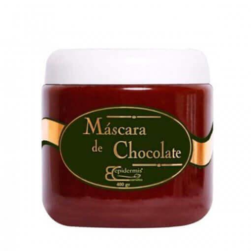 Máscara De Chocolate - Linha Spa E Gourmeterapia 400G - Epidermis