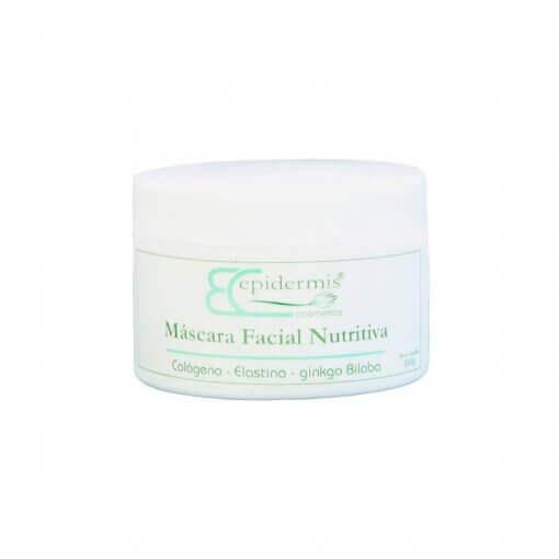 Máscara Facial - Revitalização e Nutrição 250G - Epidermis