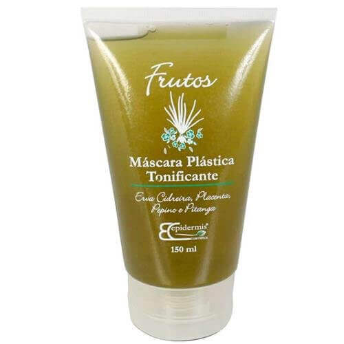Máscara Plástica Facial - Tonificante 150Ml - Epidermis