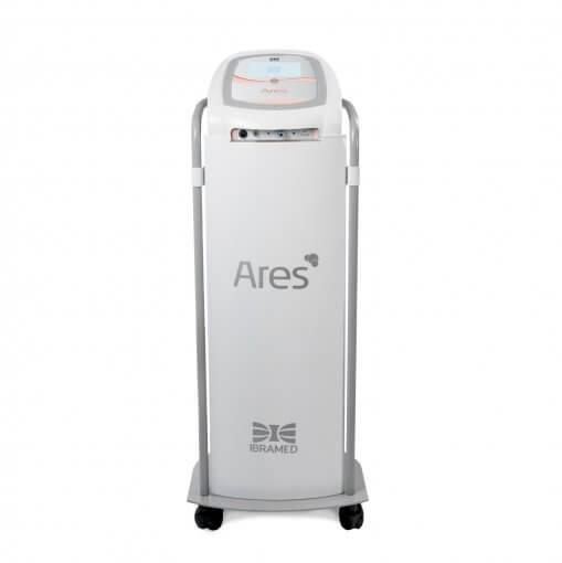Novo Ares Ibramed - Aparelho de Carboxiterapia com Gás Aquecido e Corrente High Volt