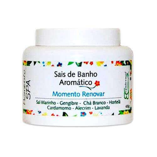 Sais De Banho - Aromaterapia, Momento Renovar 400G - Epidermis
