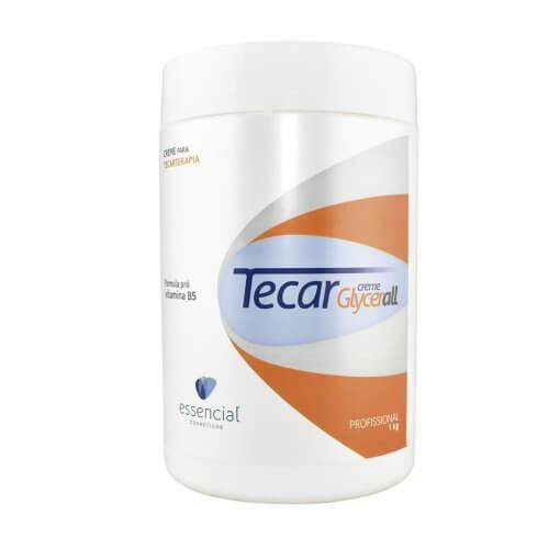 Tecar Gel Glycerall 1kg - Creme Para Tecarterapia - Essencial Cosméticos