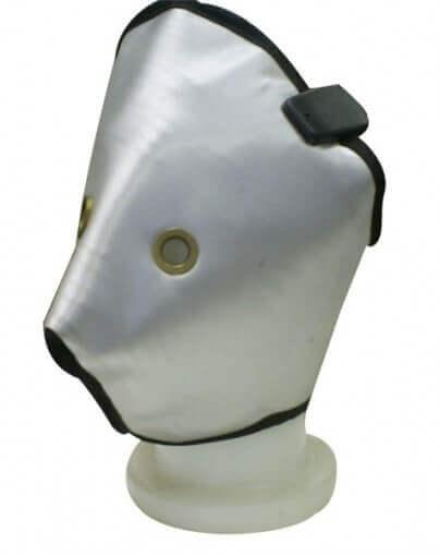 Termotek - Máscara Térmica Facial com Infravermelho Estek