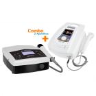 Combo Lipocavity New Smart Aparelho de Ultracavitação Medical San + Hertix Smart Aparelho de Radiofrequência KLD