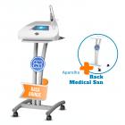 Lipocavity Wave Medical San - Aparelho de Ondas de Choque e Lipocavitação - Ganhe Rack