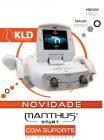 Manthus Start KLD - Aparelho de Terapias Combinadas com Suporte para Aplicadores