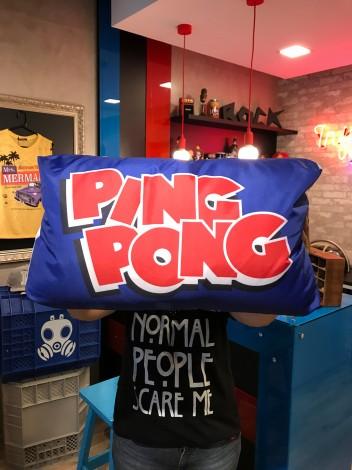 Almofada Ping Pong