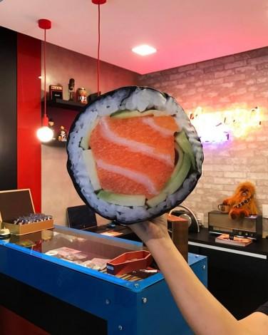 Almofada Sushi