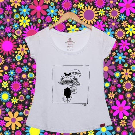 Baby Look A Fantástica Aventura de Ser Mulher - O conhecimento liberta