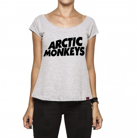 Camiseta Feminina - Arctic Monkeys