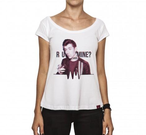 Camiseta Feminina - Arctic Monkeys